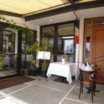 神戸北野フレンチレストラン ワンコとテラスルームで贅沢ランチ